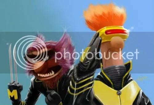 Muppet Men