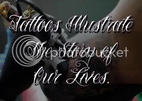 Tattoos Illustrate