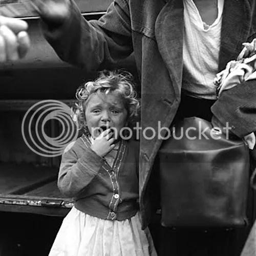 Vivian Maier Crying Child