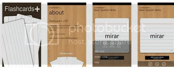 flash cards windows app