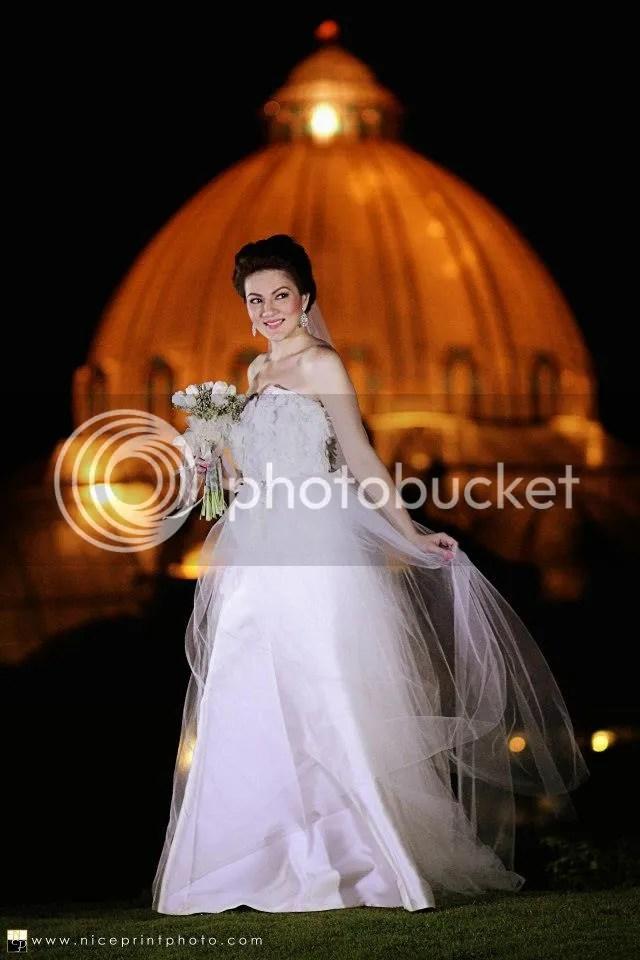 The Person Behind Carmina's Wedding Dress