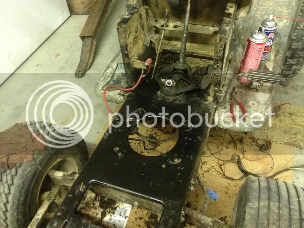 Fuel Filter Craftsman Lt1000