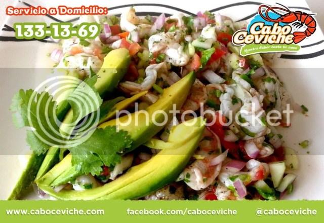 Cabo Ceviche - Ceviche tradicional