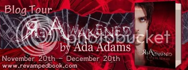 Blog Tour - ReAwakened by Ada Adams