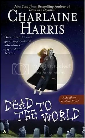 Dead to the World by Charlaine Harris Cover - Review