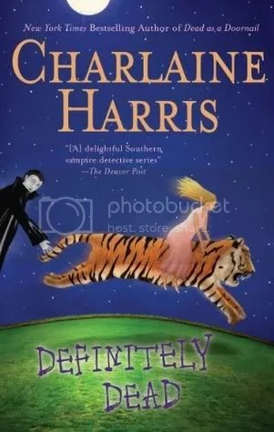 Definitely Dead by Charlaine Harris Cover - Review