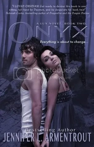 Onyx by Jennifer L Armentrout Cover