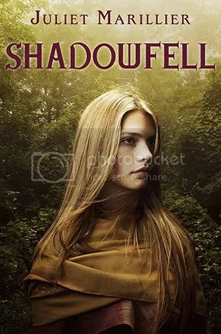 Shadowfell by Juliet Marillier Cover - Review - High fantasy, adventure