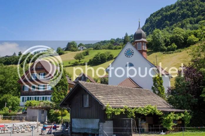 Switzerland Lucerne Swiss Alps
