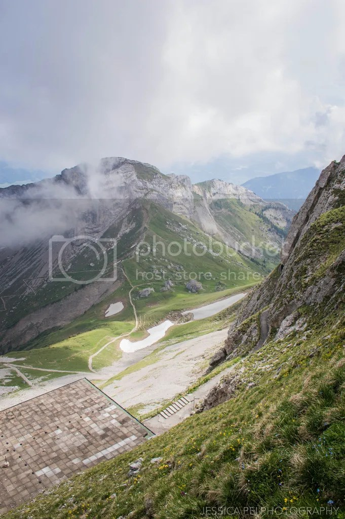 top Mount Pilatus Swiss Alps