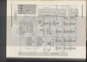 HELP (wiring help) need diagram ect VTTZ   Just Commodores