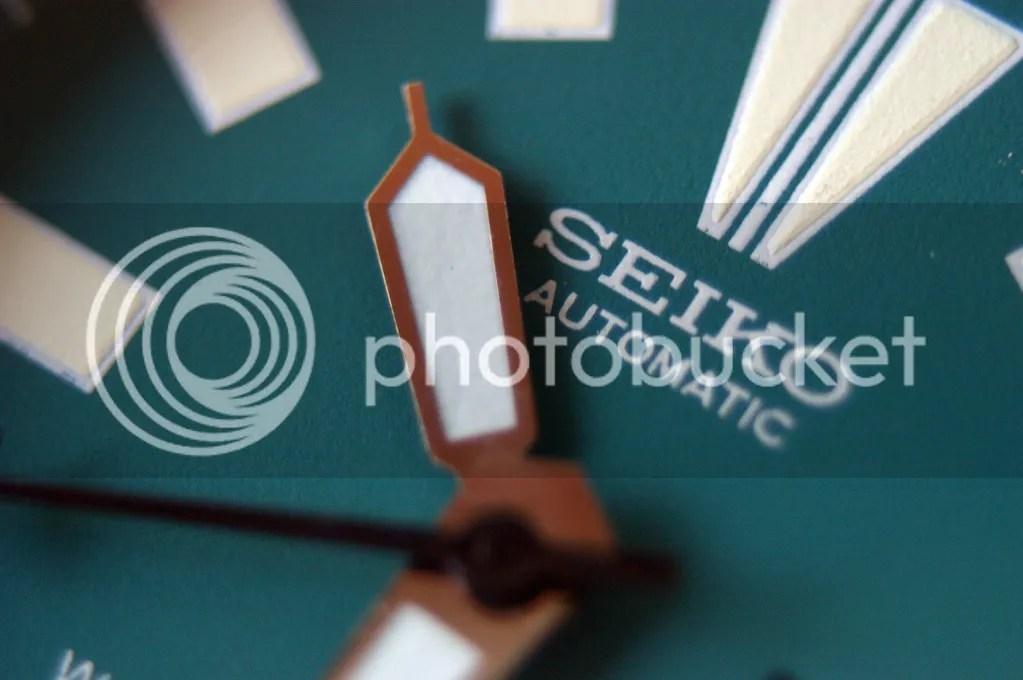 Seiko 6309 mod