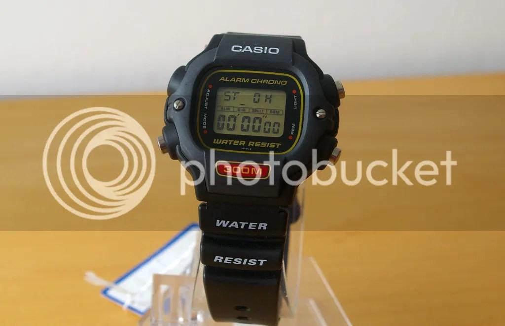 Casio DW340