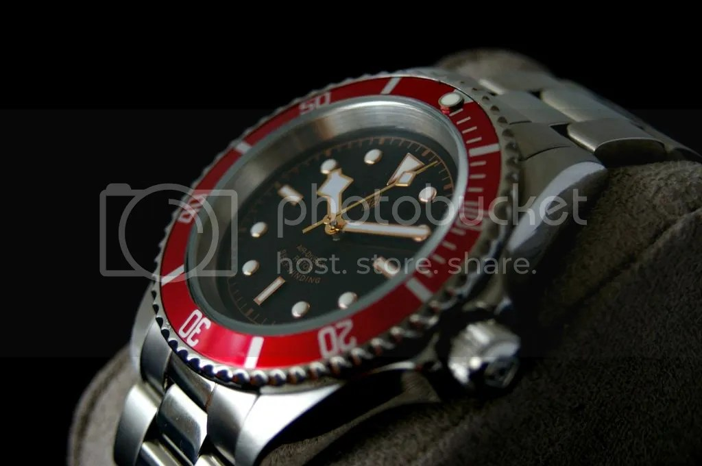 Diver Invicta Blackbay