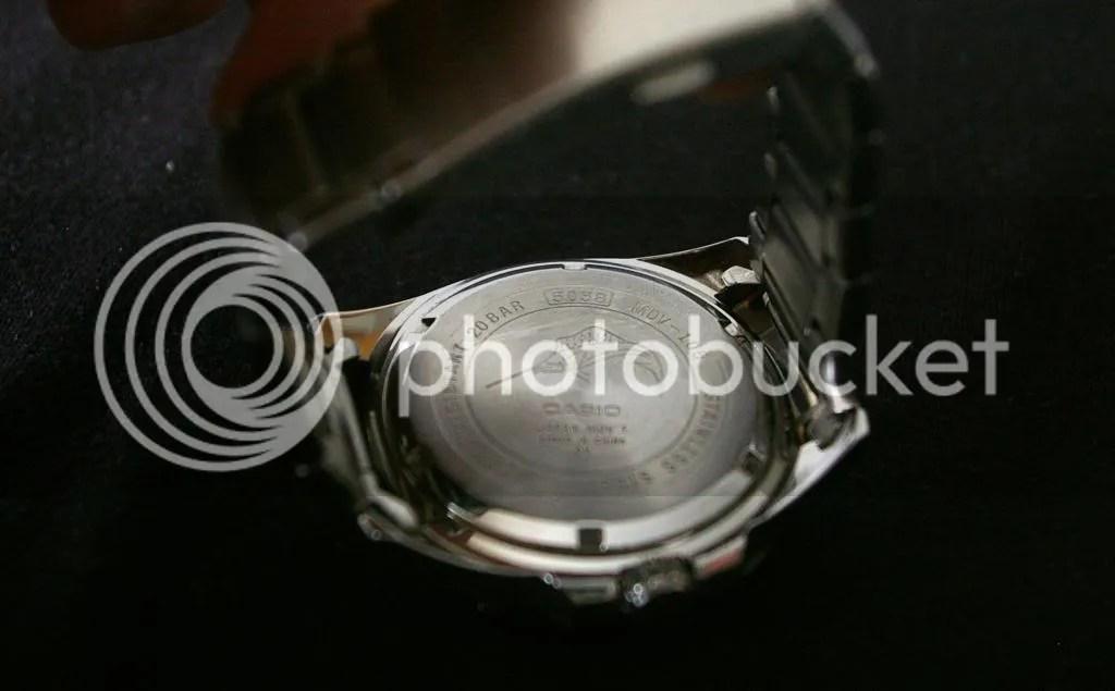 Casio diver MDV105
