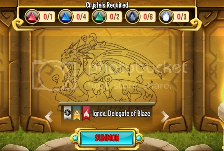 Dragon City Ignox Dragon Ancient World