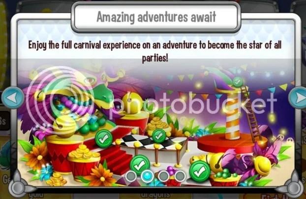 carnival adventure guide