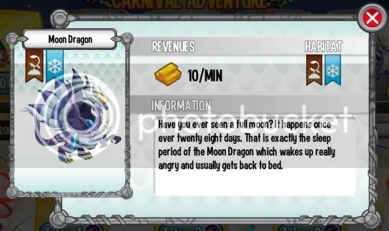 Moon Dragon Carnival Adventure