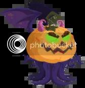 Evil Pumpkin Dragon | Dragon City