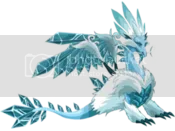 dragon city ice dragon