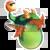 xmas elf Dragon