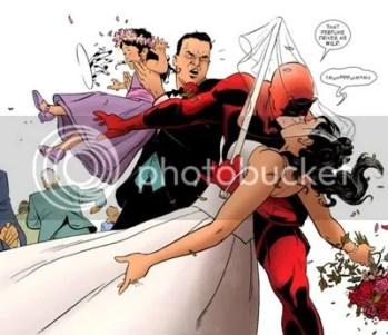 Daredevil menikah