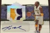 2003-04 Kobe Bryant Exquisite Patch