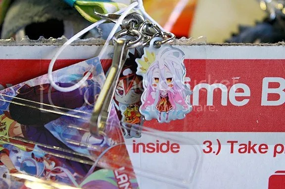 No Game No Life Lanyard