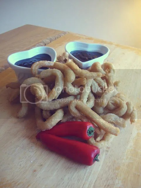 Churros with Chilli