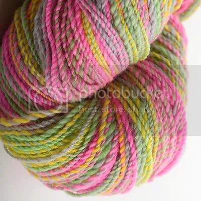 April Showers Merino Yarn