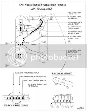 Wiring Diagram Request: 5way