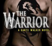 Release Day Blast: The Warrior by Victoria Scott #VMafia