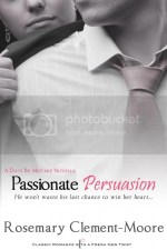 Blog Tour: Passionate Persuasion by Rosemary Clement-Moore