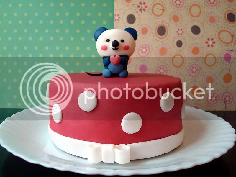 Panda-Kuchen