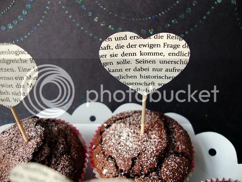 Valentinscupcakes
