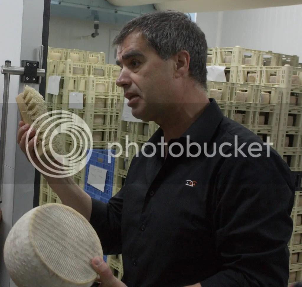 """""""Queso Alimentos de Miraflores Tapas&Blogs"""