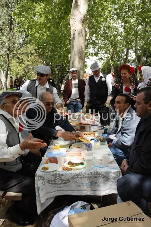 """""""San Isidro Madrid Pradera Chulapos"""""""