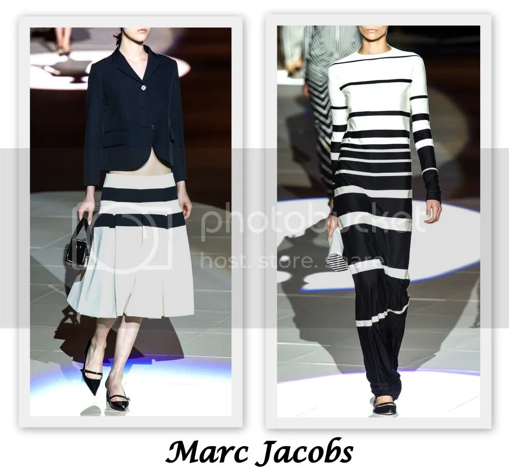 New York Fashion Week S/S 2013 Marc Jacobs