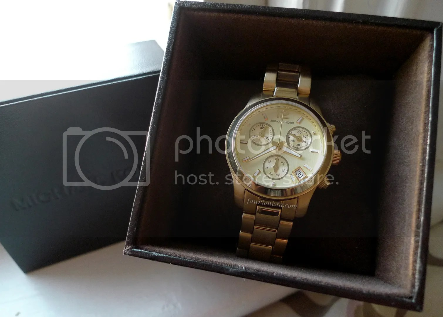 Michael Kors Mini Runway Watch MK5384