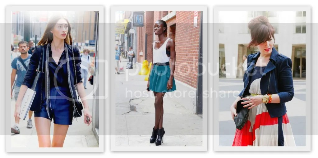 Street Style New York Fashion Week S/S2013