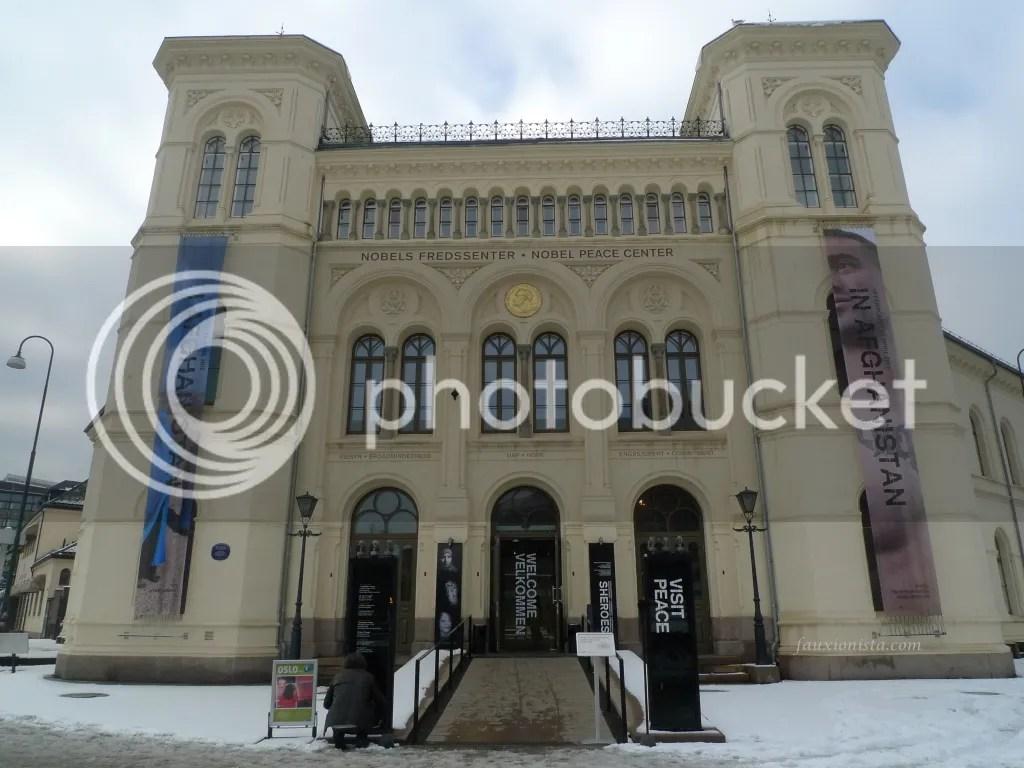 Nobel Peace Center Oslo