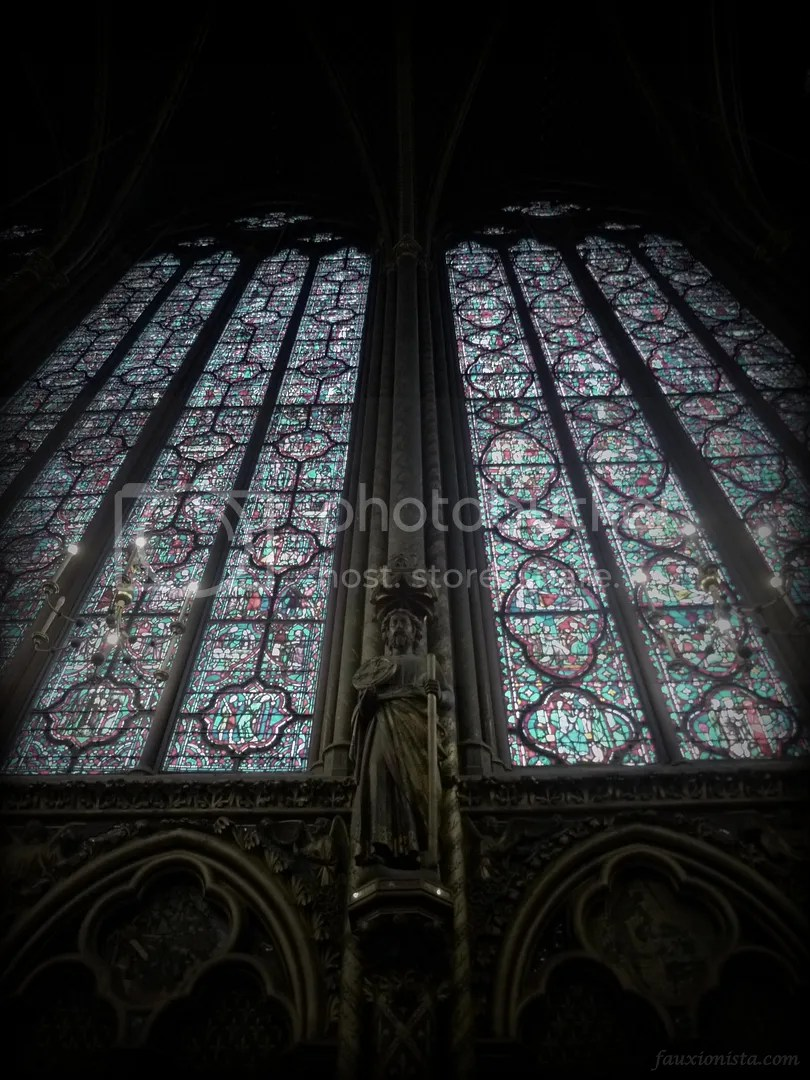 Paris Saint Chapelle