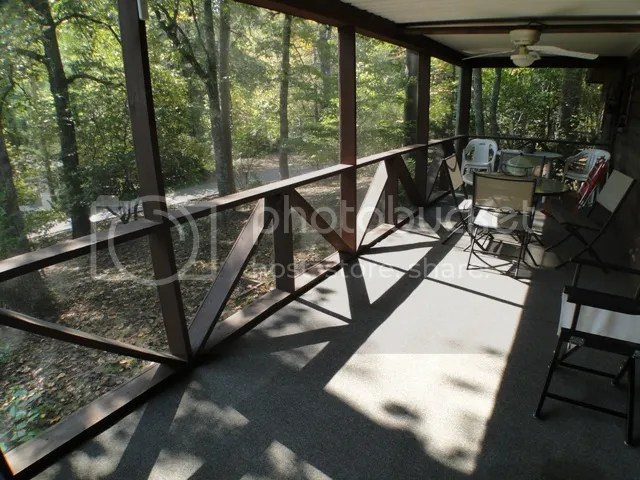 Your screened in porch in the woods, Franklin NC Properties, Smokey Mountain Real Estate, Free MLS Search, Western North Carolina Property