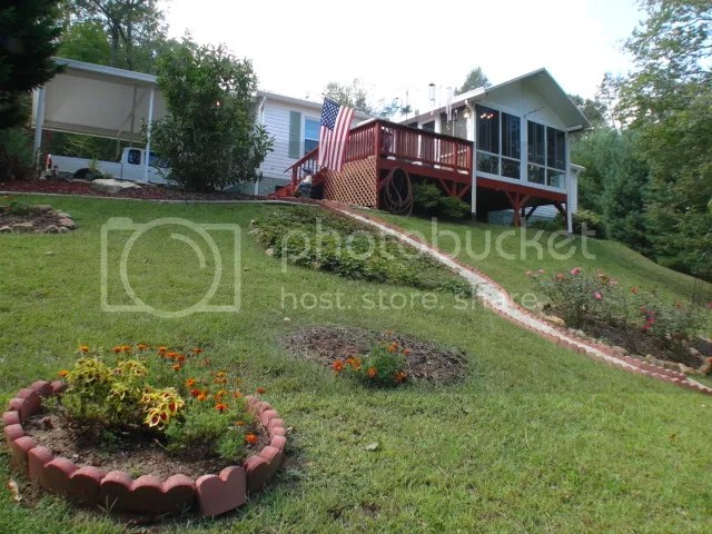 109 Meadowland Circle Otto NC, LIKE NEW mobile with many recent upgrades, Otto NC Real Estate, Franklin NC Real Estate