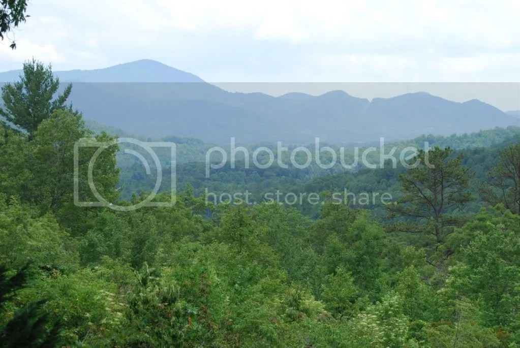 Gorgeous mountain views at 743 Rebel Ridge Road Otto NC, Otto NC Homes for Sale, Franklkin NC Homes for Sale