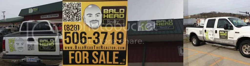 Bald Head Realty Advertising
