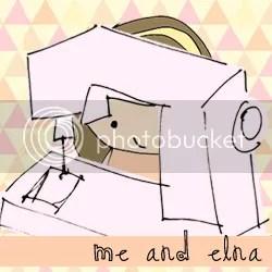 me and elna
