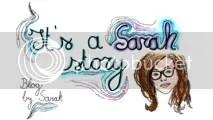 It's a Sarah story