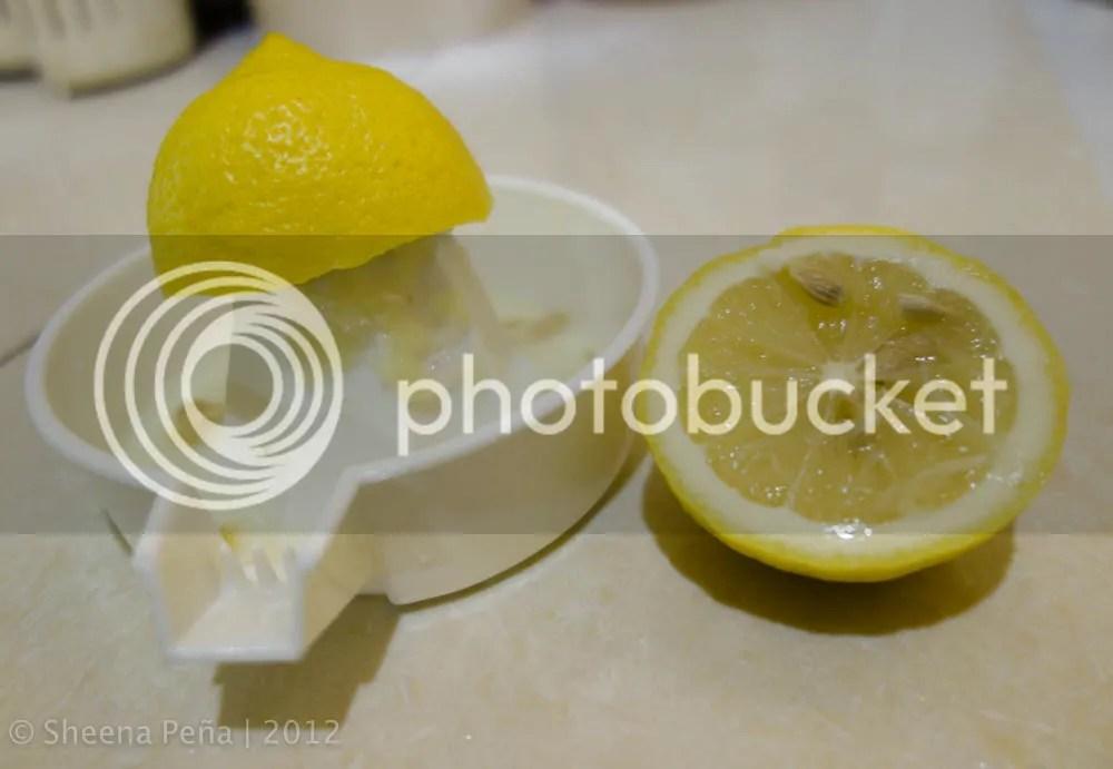 lemon, lemon for skin, sugar scrub