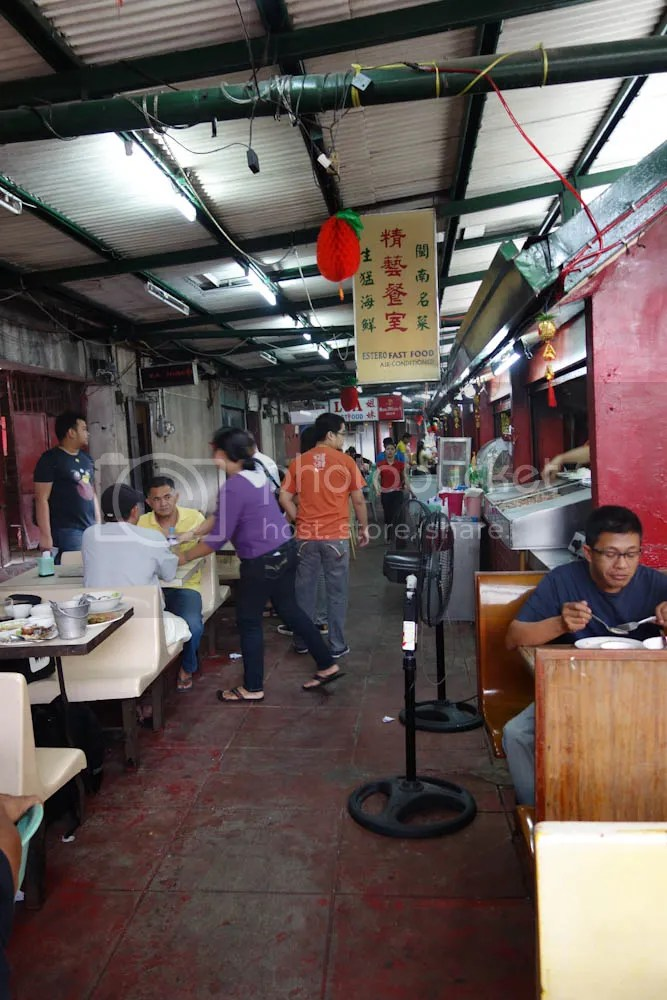 estero, frog legs, binondo, itinerary, food trip, things to do in manila